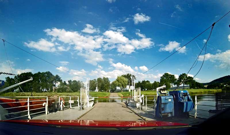 Weserfähren – Die kleine Abwechslung