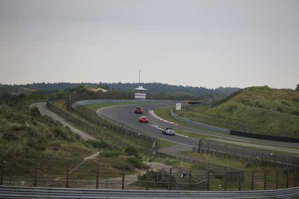 In Erinnerungen schwelgen: Tour zum DSK Track-Day in Zandvoort (vom Juli 2014)